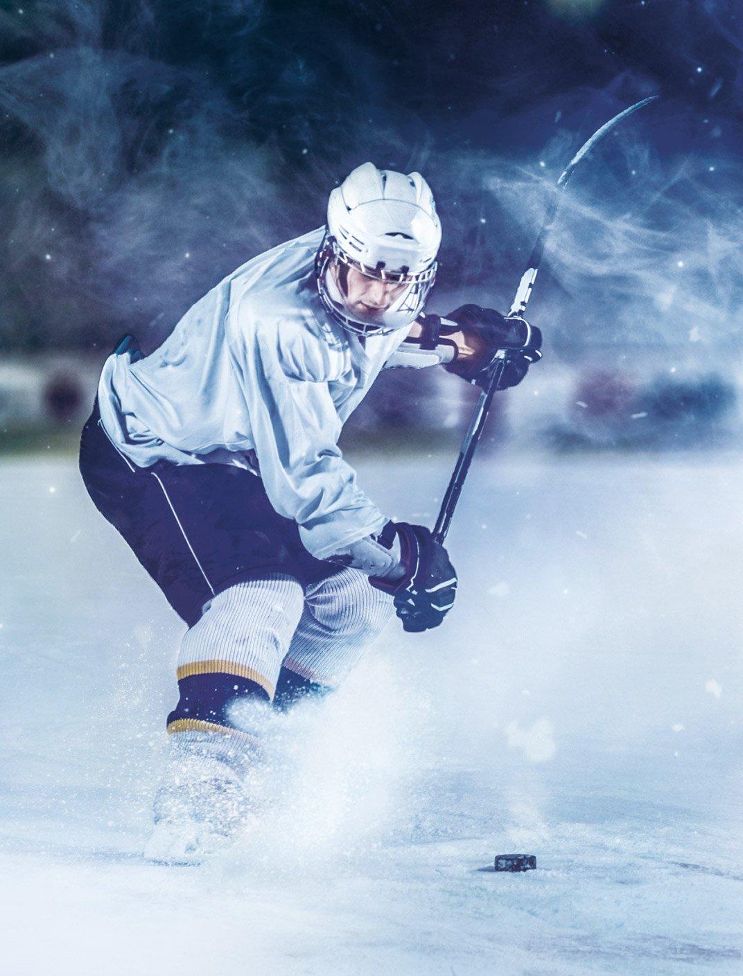 Eishockey Lehre