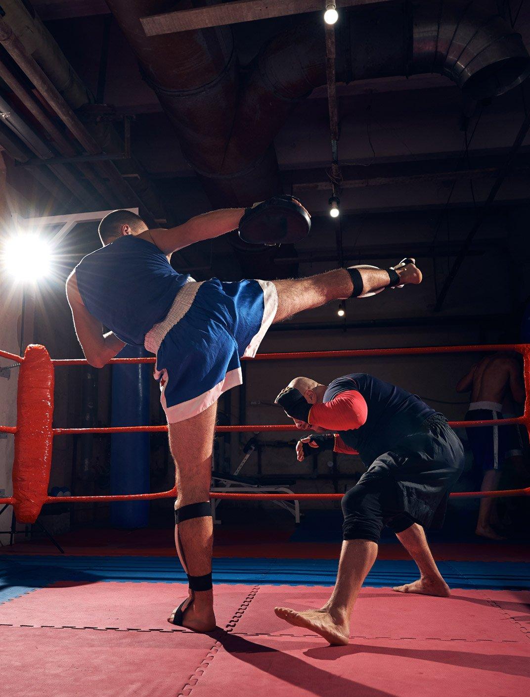Kampfsport Lehre