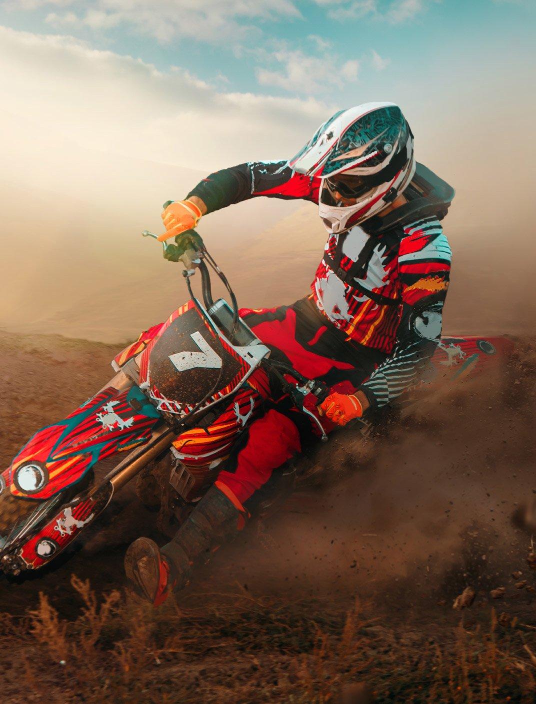 Motocross Lehre