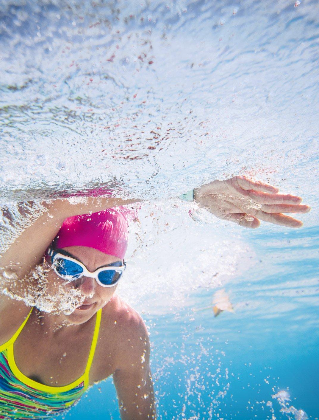 Schwimmen Lehre