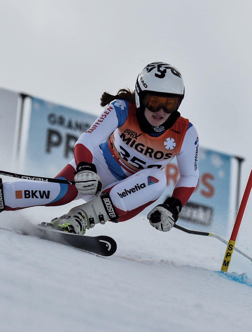 Alicia Neukomm Ski